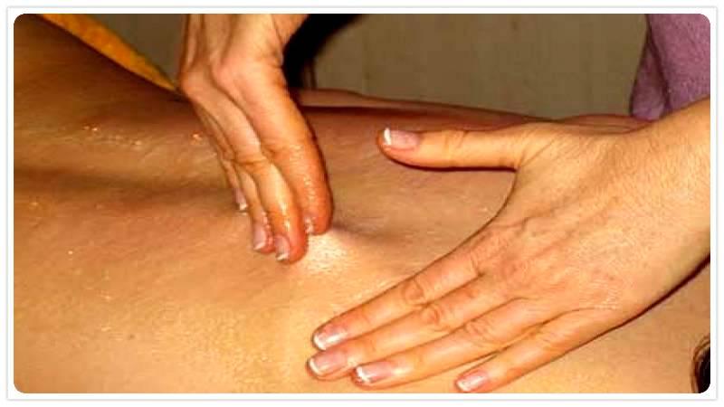Делаем медовый массаж в бане