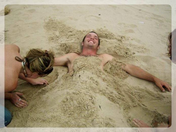 Песчаная баня