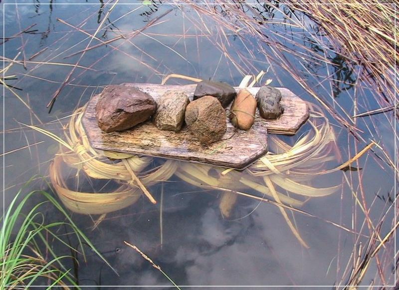 лыко в воде