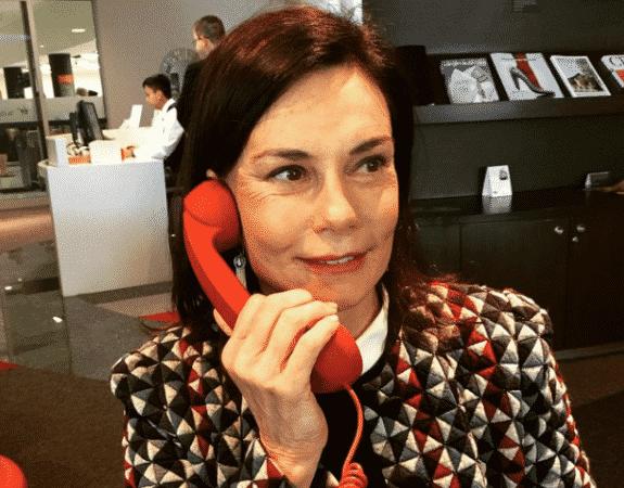 Каролина Харц - как ей удается так прекрасно выглядеть в 71 год?