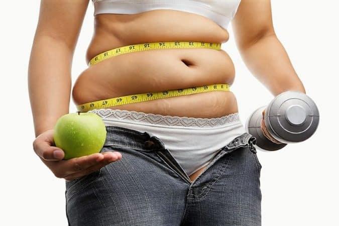 Внутренний жир - как с ним справиться? 10 работающих правил