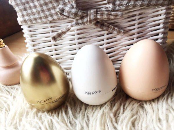 Яйцо дляочищения пор Egg Pore отTony Moly