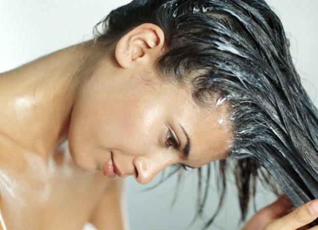 Чудесный бальзам для волос всего из 3-ех ингредиентов