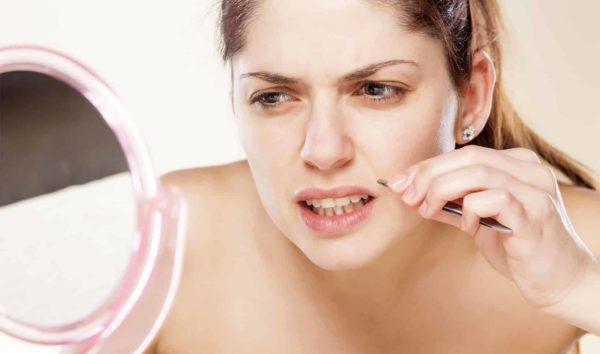 Как удалить волосы на лице у женщин