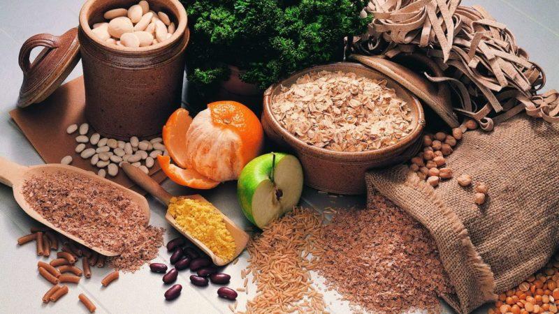 источники пищевых волокон