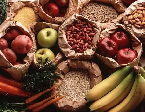 пищевые волокна: сколько их есть