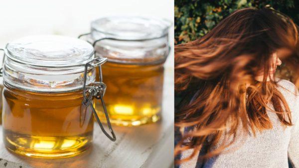 Эффективные маски для волос с медом