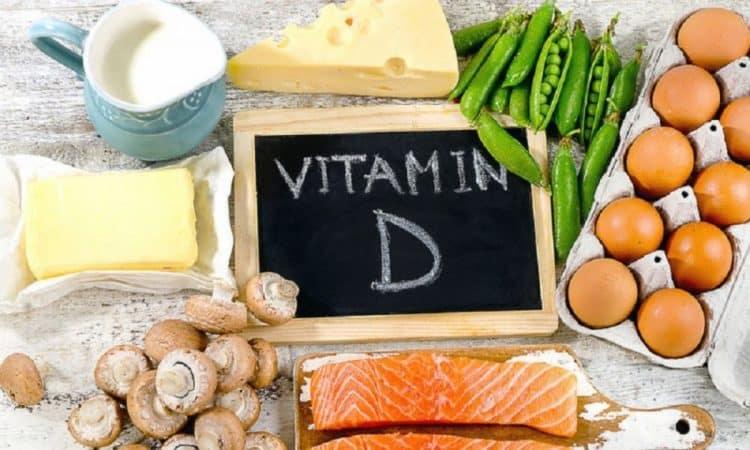 5 проявлений нехватки витамина D