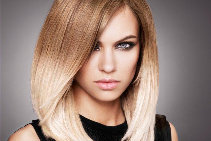 Как покрасить волосы омбре
