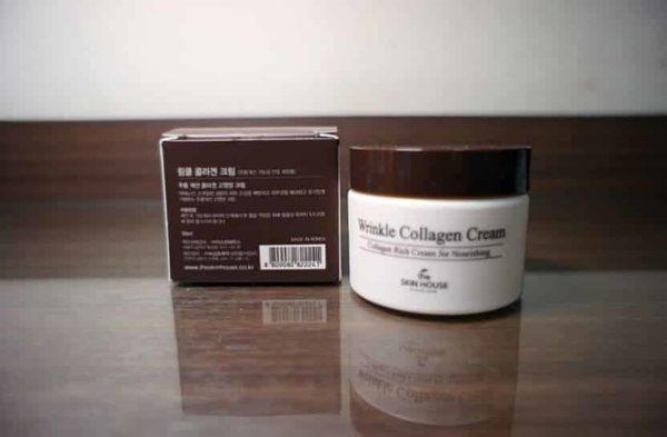Крем с Коллагеном The Skin House Wrinkle Collagen Cream