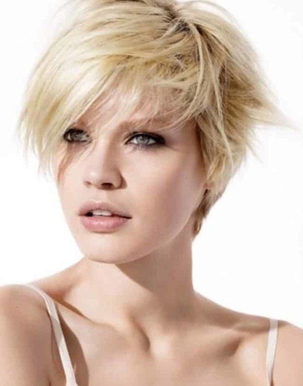 Красивые и модные стрижки для тонких волос без объема