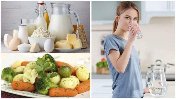 Диета при подагре и повышенной мочевой кислоте: меню питания