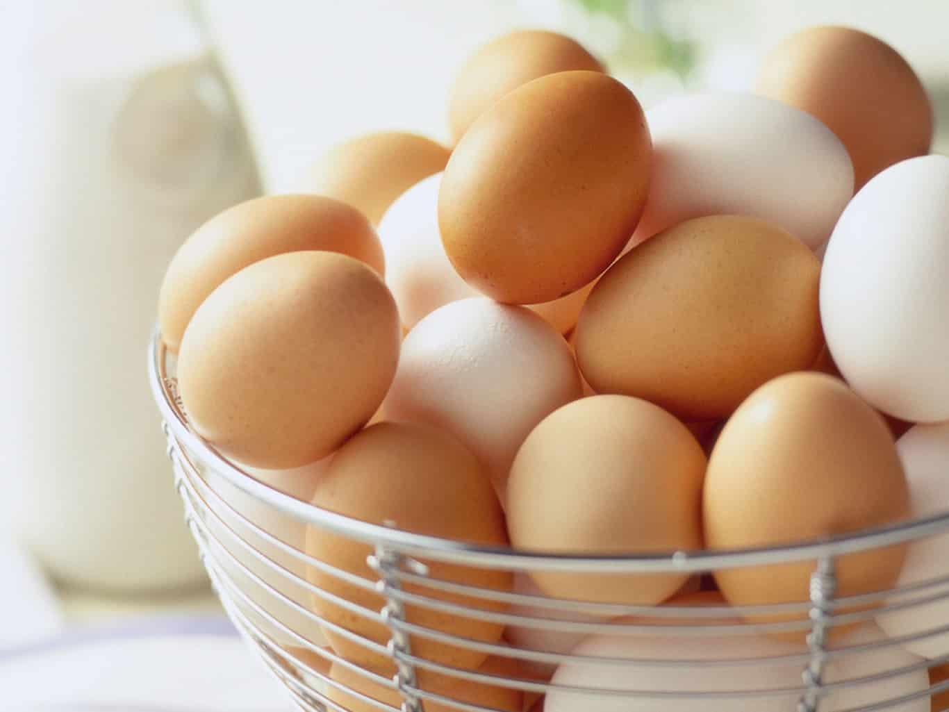 Что будет с организмом, если есть яйца каждый день