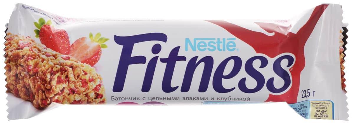 Батончики «Фитнес»