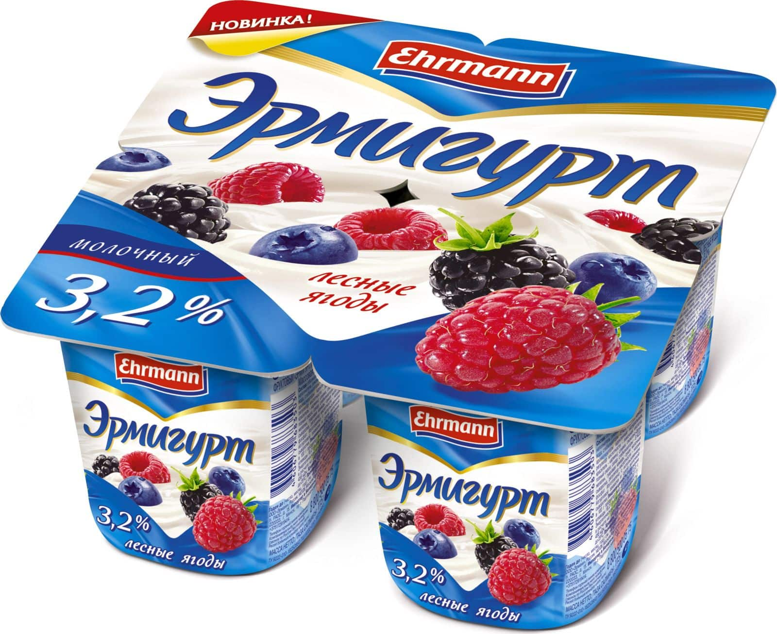 Йогурт с ароматизаторами