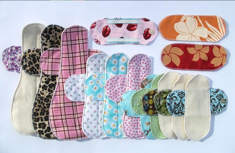 прокладки из ткани