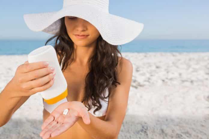 средства для защиты от ультрафиолета