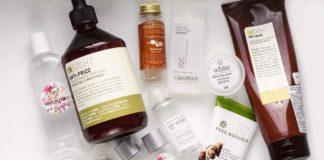 Полезные добавки в шампунях