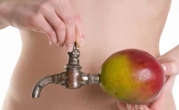 vyvedenie vody iz organizma