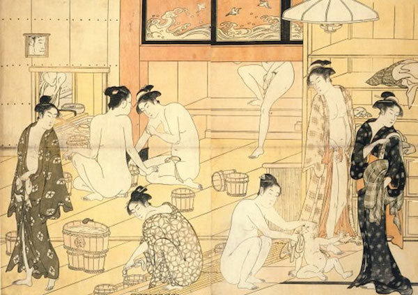 История возникновения бани у разных народов