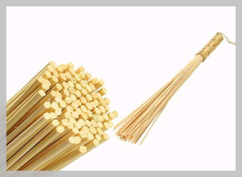 Внешний вид бамбукового веника