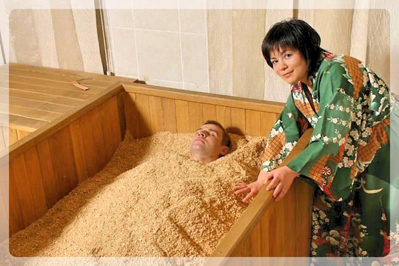 Опилочная баня