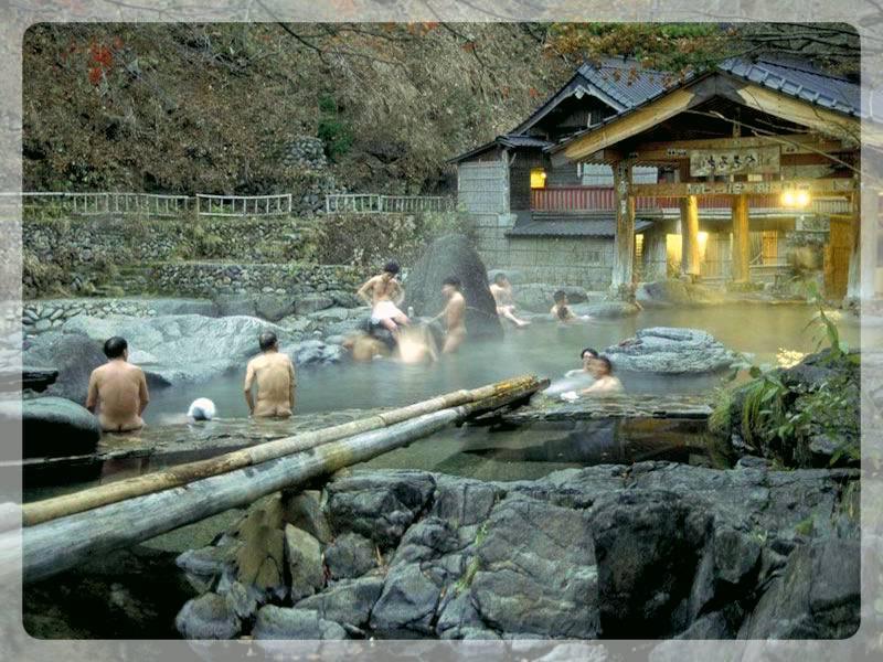Общественная баня сенто