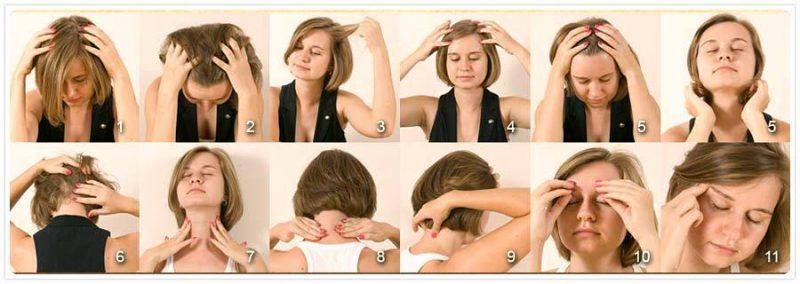 Как чтобы не болела голова в домашних условиях