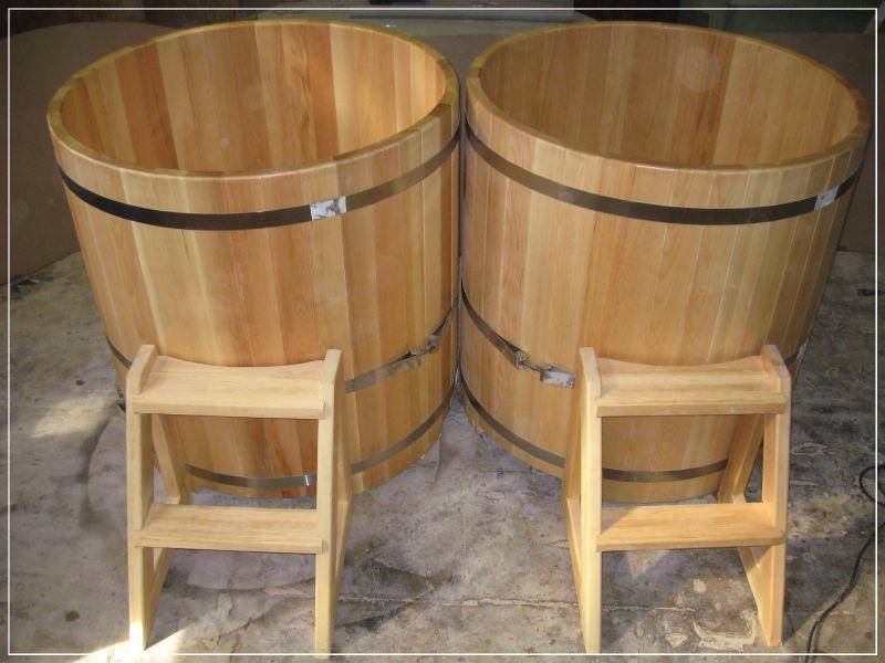 деревянные купели